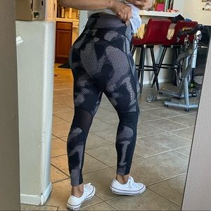 Nuke mesh leggings